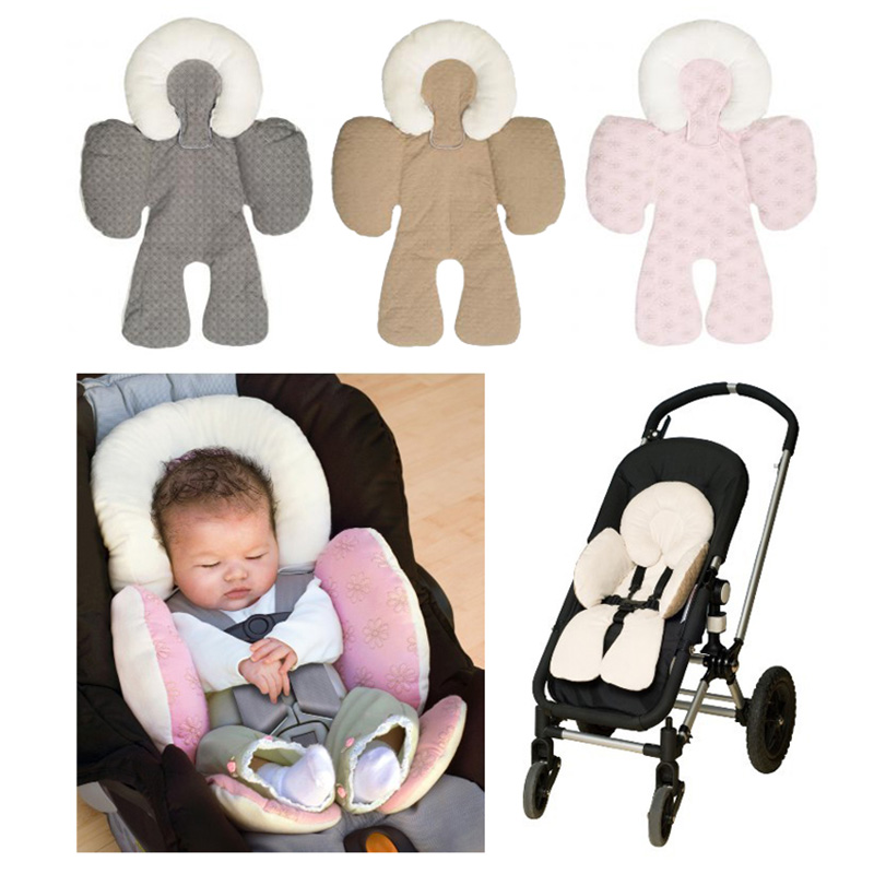 Baby Stroller Accessories Winter Cotton Seat Pad For Mattress In The Pram Cushion A Car Thicken Mat P004 50 Strollers From Mother