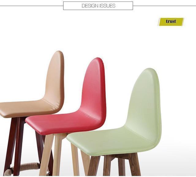 Sgabelli da bar sedie sedili rosso marrone verde camera da letto di ...