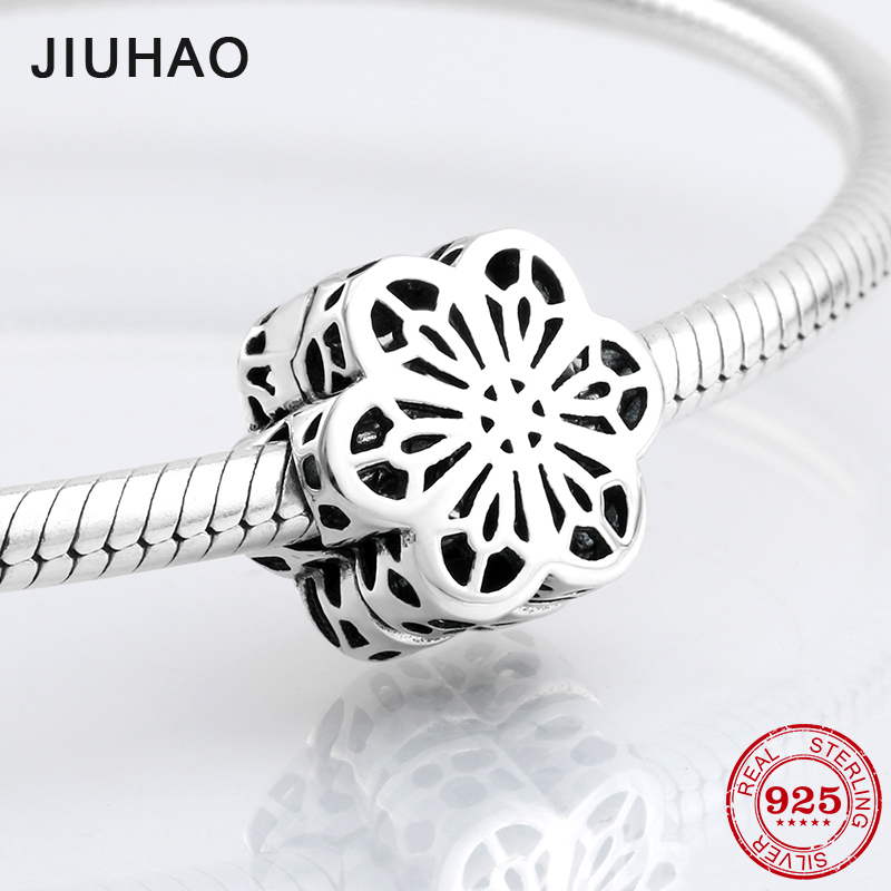 Self-Conscious Silver Pandora Open Grains Ring Size-52 ale S925 Factory Direct Selling Price
