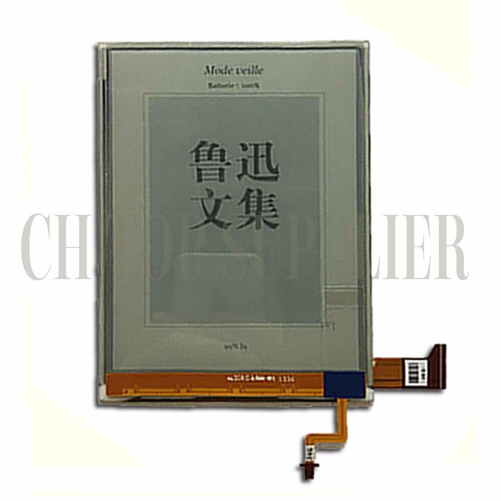 Nuevo Original de E-Ink ED060XG1 (LF) T1-11 ED060XG1T1-11 768*1024 HD XGA de pantalla para Kobo Glo lector Ebook eReader pantalla LCD