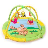 Fun Rabbit Pull Radish Animals Baby Play Mats New Arrivals Baby Educational Toy Sports Crawling Pads Play Activity Gym Blanket