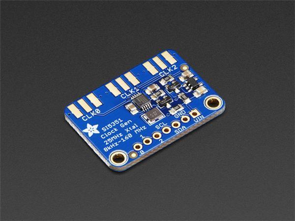 Инструменты для разработки часов и таймеров, 1 шт., плата разрыва генератора часов Si5351A, от 8 кГц до 160 МГц