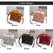 Women Retro Crossbody Bags Female Stylish Mini Messenger Shoulder Bag Best Sale-WT