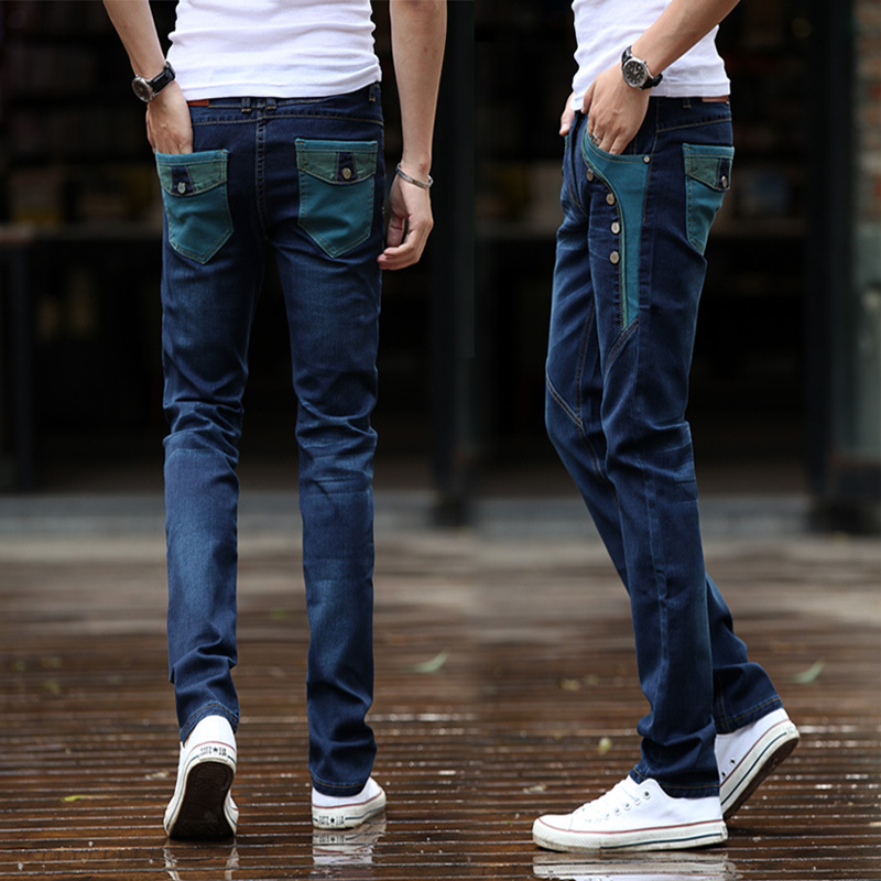 Aliexpress.com : Buy 2016 New latest jeans men, men jeans Platinum ...