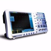 SDS7102 8 Inches TFT 10M Recorder 100MHz 1G S 10M 2 1 Channels Portable Digital Oscilloscope