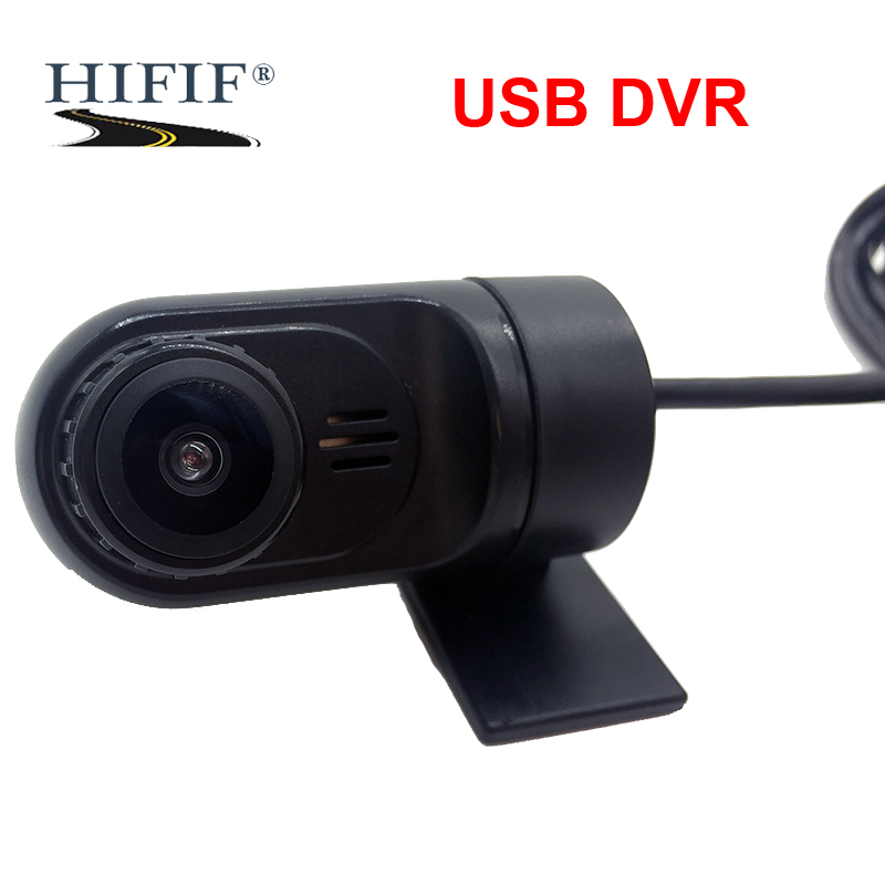 DVR/USB DVR Camera For Android systems car DVD/Built in apk Record Car Styling DVR Wide Angle USB Car DVR Camera With TF