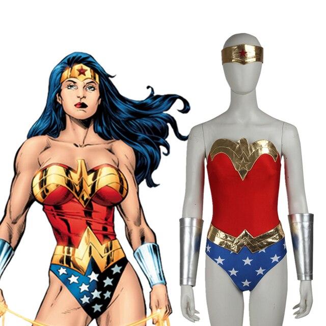 Wonder Woman Miss America