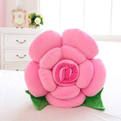 about 60 cm rose flower plush toy soft hug toy flower toy pillow ,Christmas gift x235