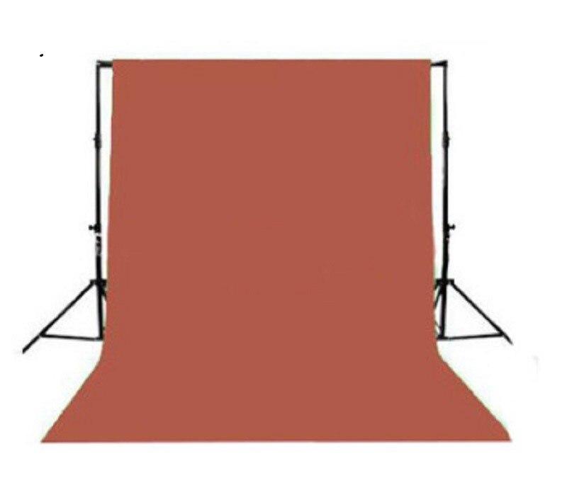 2 m x 3 m Photographique Toile de Fond Fond Tissu de Coton Sans Soudure gris bule vert blanc noir brun rouge Photographie Studio - 2