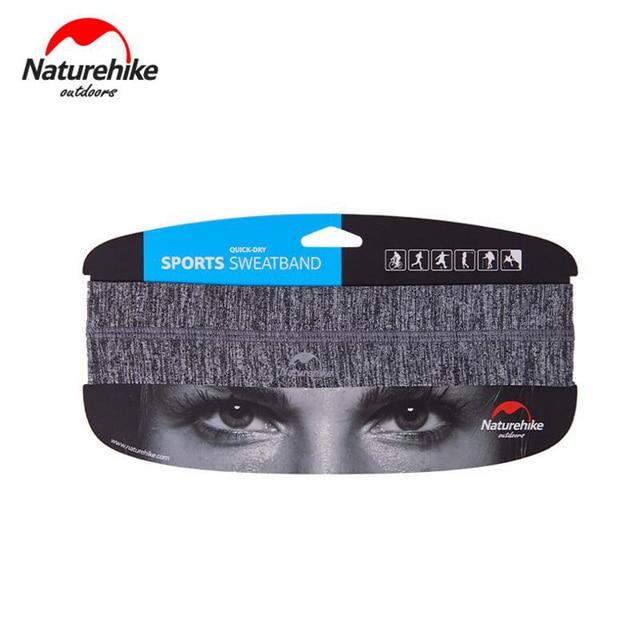Naturehike Headbands For Women Fitness Sport Tennis Running Yoga Supreme  Headband Men Basketball Sweatband NH17Z020-D abebb8c6027