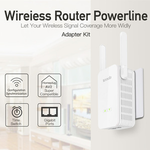 Image 2 - 1 Tenda PH15 1000Mbps Powerline Ethernet Adapter,PLC Mạng Không Dây Mở Rộng Sóng WIFI, homeplug AV, Cắm