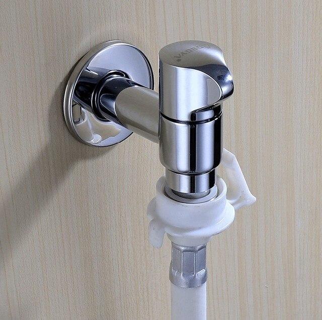 Modern Fashion Garden brass Fast open faucet/ Wall Mounted Taps ...