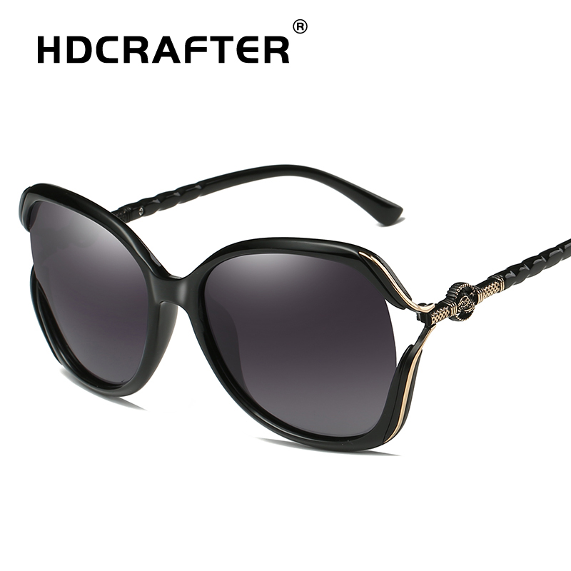 2019 new sunglasses women polarized ladies oversized sun glasses for female vintage big frame eyewear woman lentes de sol mujer