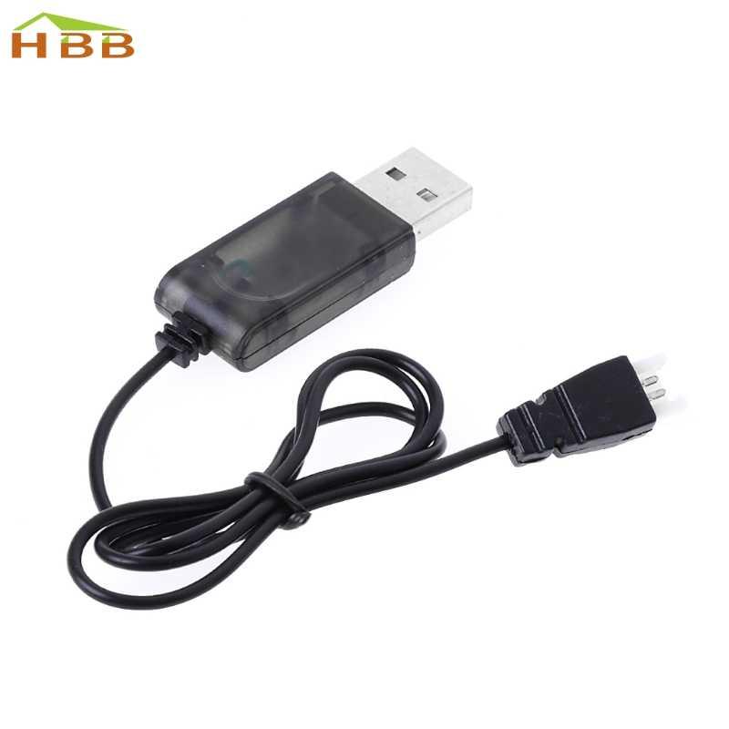Venda quente 3.7V Bateria Cabo USB Carregador para Syma X5 H107L H107C X5C para Hubsan Quadcopter RC #330