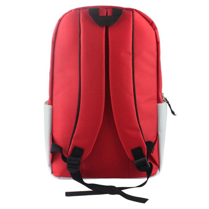 Школьная сумка через плечо с аниме покемоном Пикачу тыкбольным мячом, Детский плюшевый рюкзак, бесплатная доставка BY0119-3