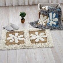 Cotton Chenille Shaggy Handmade Rug