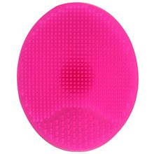 2Pcs Spa Silicone Beauty Wash Pad Skin Scrub Cleaning Face Facial Exfoliating Brush Cleanser Tool