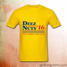 Buy deez nuts t shirt and get free shipping on AliExpress com