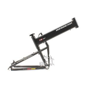 Image 2 - BMX מתקפל מסגרת 26/27. מסגרת מסגרת אופני הרים מתקפלים 5/29 אינץ נייד מתקפלים האמר