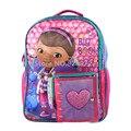 Escola crianças Sacos para Meninas Doc McStuffins Mochila Kawaii Bonito Dos Desenhos Animados Crianças Saco Mochilas Da Escola Primária
