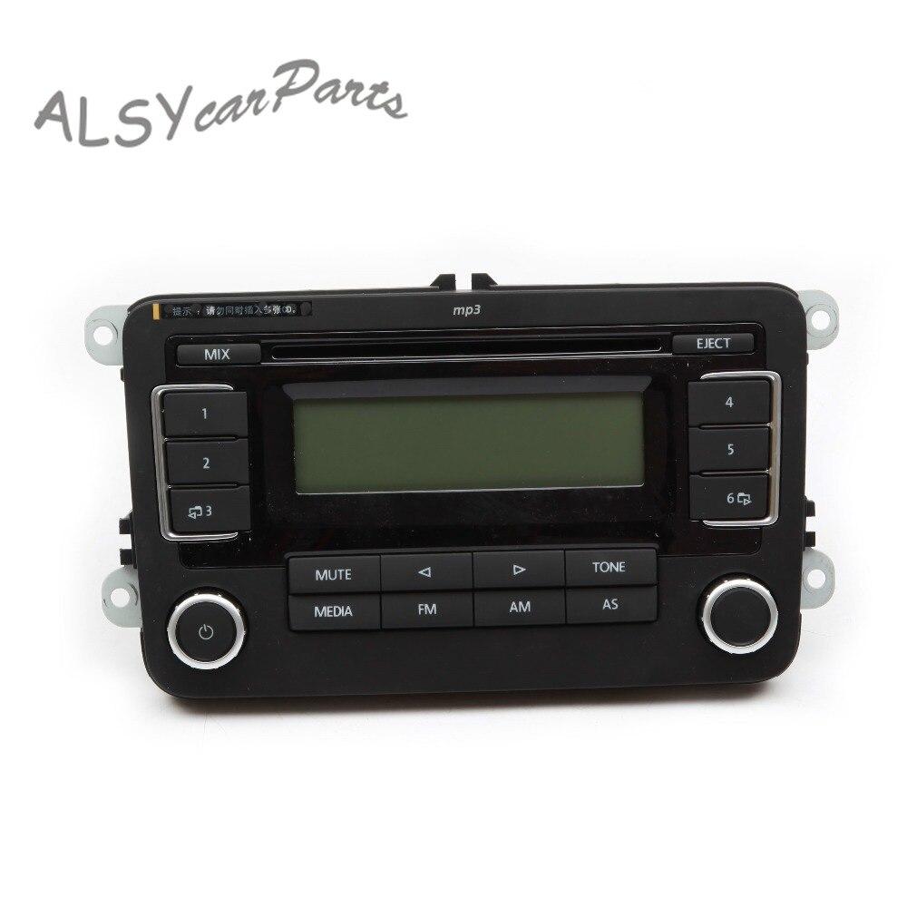 YIMIAOMO OEM 18G 035 186G RCD030 + Auto Radio MP3 Contribuenti AUX Ingresso USB Per Il VW Golf Jetta MK5 6 Tiguan Passat RCD 030 18G035186G