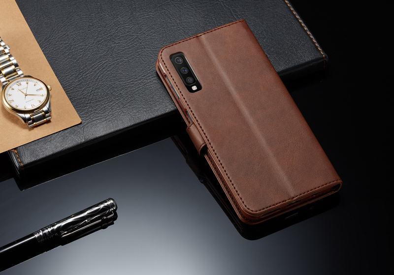 HTB1gVvkObvpK1RjSZPiq6zmwXXa3 Phone Case For Samsung Galaxy A50 Case Luxe Leather Flip Wallet Cover For Samsung A50 A 50 Phone Bag Case Galaxy A50S A30S Coque