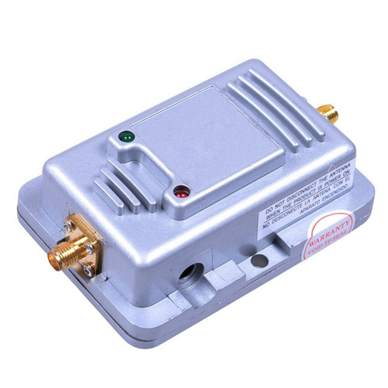 2.4G Wireless Wifi Signal Booster 2000mw network range extender Power Amplifiers for Wireless Router wifi network card antenna