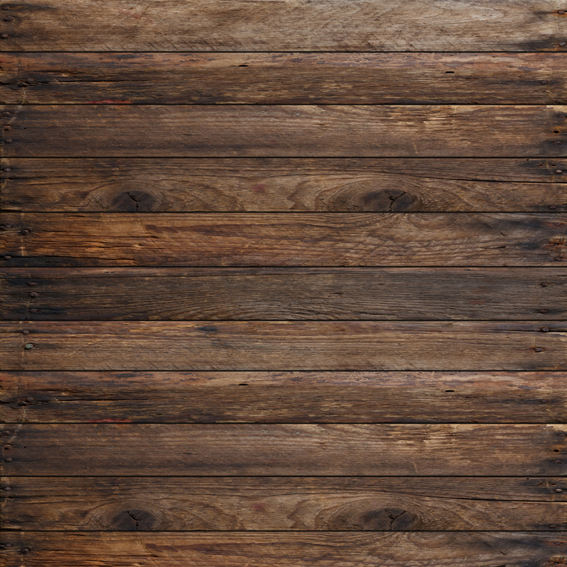 Photography Backdrop Newborn Vintage Gray Wood Floor 5x5ft
