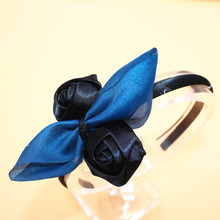 Novelty Grosgrain Baby Toddler Hairbands Kids Headbands Children Hair Hoop Tiara Hair Accessories For Girl