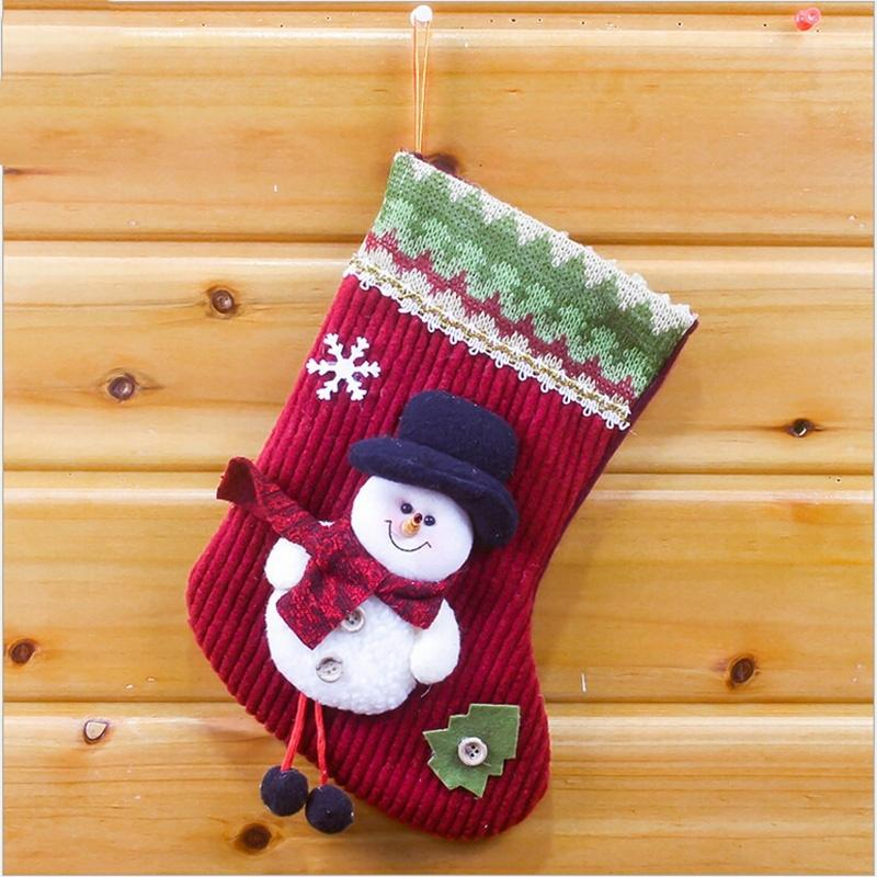 LanLan Christmas Holiday Decoration Stockings