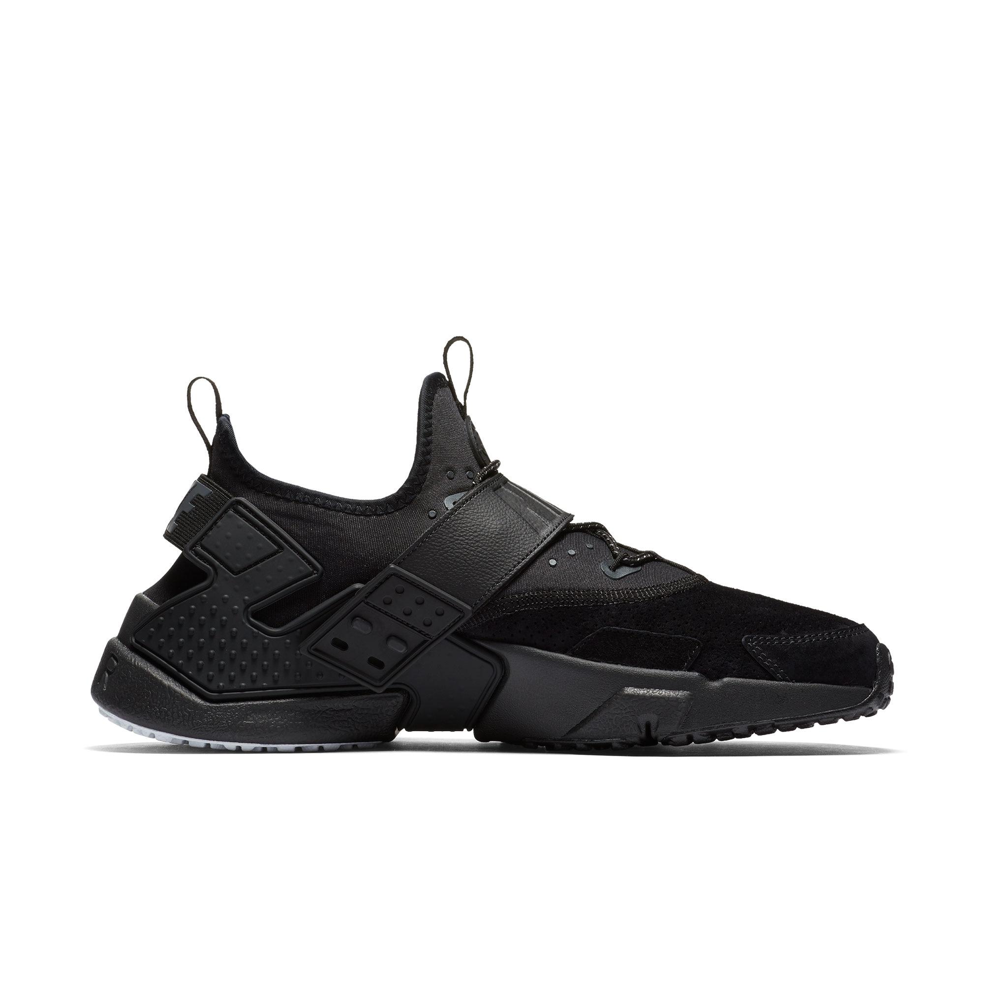 Nike Chaussures De Sport De Dérive De Huarache D'air - Noir 7frhjkw