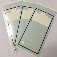 10pcs lot Brand New Battery Back Door Cover Adhesive Sticker For Sony Xperia Z L36h C6603