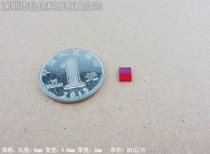 625-665 нм красная узкая лента Высокая проницаемость другие отрезные фильтры