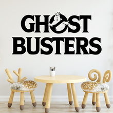 NEW Ghost busters Vinyl Wall Sticker Home Decor Stikers For Babys Rooms Art Murals vinilo decorativo