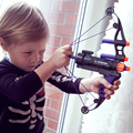 Bebé orbeez juguetes avengers nerf balas de pistola muchacho elite nerf hawkeye Longshot Arco Y Flecha de Juguete de Regalo Para Los Niños Los Niños Juegan Al Aire Libre