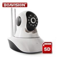 2MP HD 1080P Smart IP Camera WIFI Night Vision Two Way Audio Wireless Baby Monitor CCTV