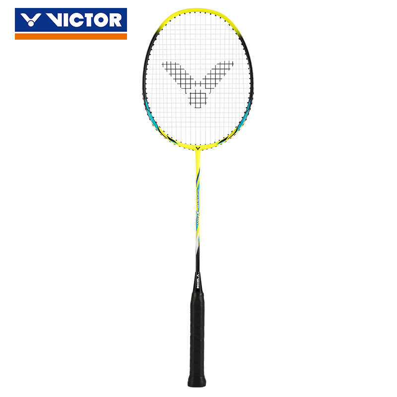 Original Victor Hx-511cl Hypernano X 511cl Badminton Racket Raquette Badminton With Gift