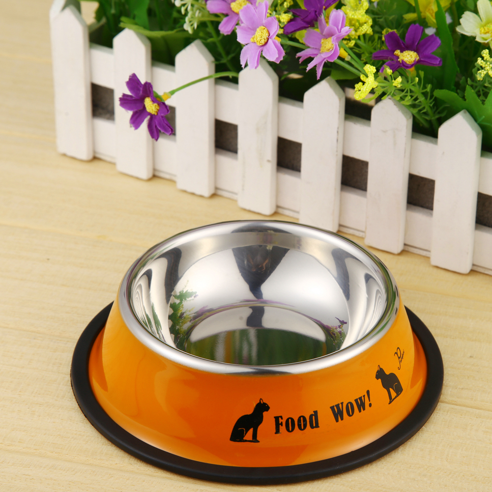 Cat Food Water Anti-Skid Dish