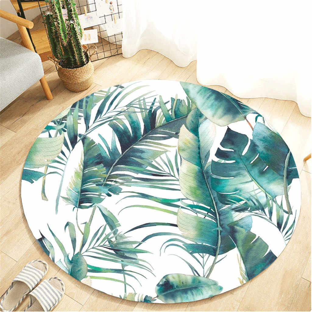 Botany Elements Blanket Round Bathroom Carpet 55cm Products