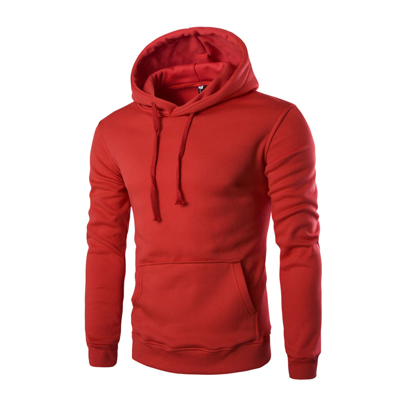 Men's casual autumn hooded 2