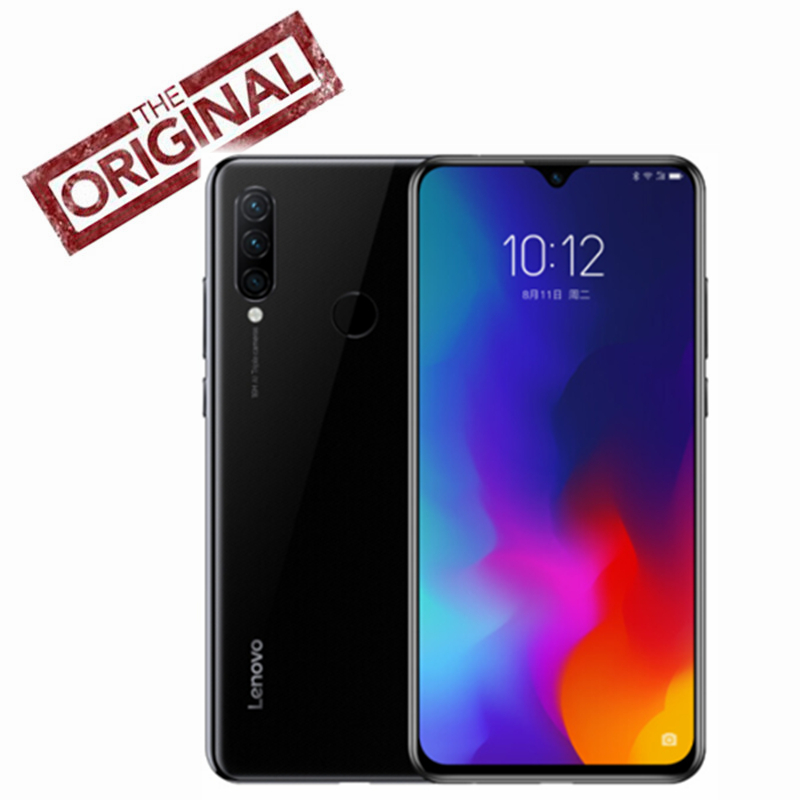 Global ROM Lenovo Z6 Lite 6GB 64GB Snapdragon 710 Octa Core Smartphone Triple Back Cams 19.5:9 Water Drop 6.3 Inch 4050mAh