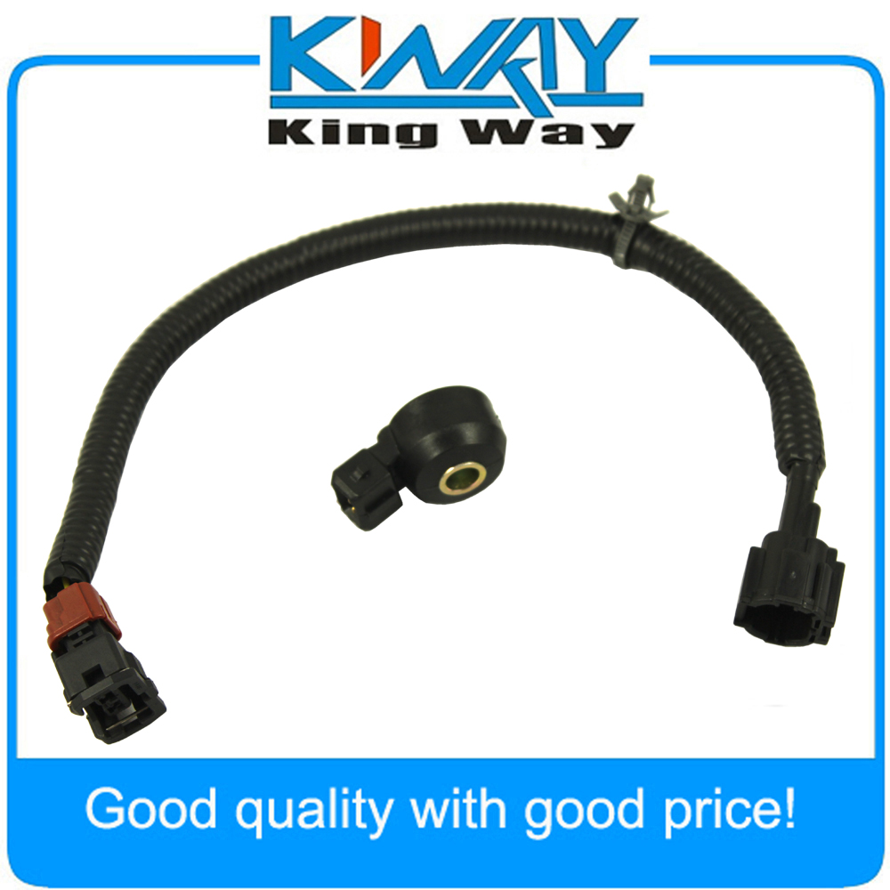 small resolution of 1997 2000 infiniti qx4 engine knock sensor with wiring harness