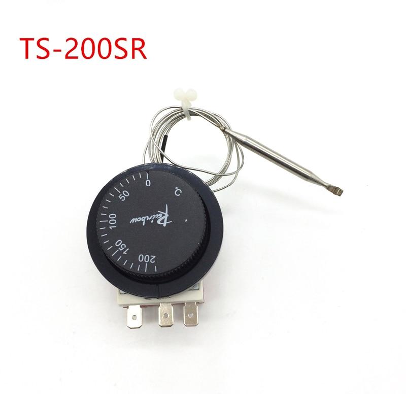 Ts 200sr Korea Rainbow Capillary Thermostat 50 200 Degree