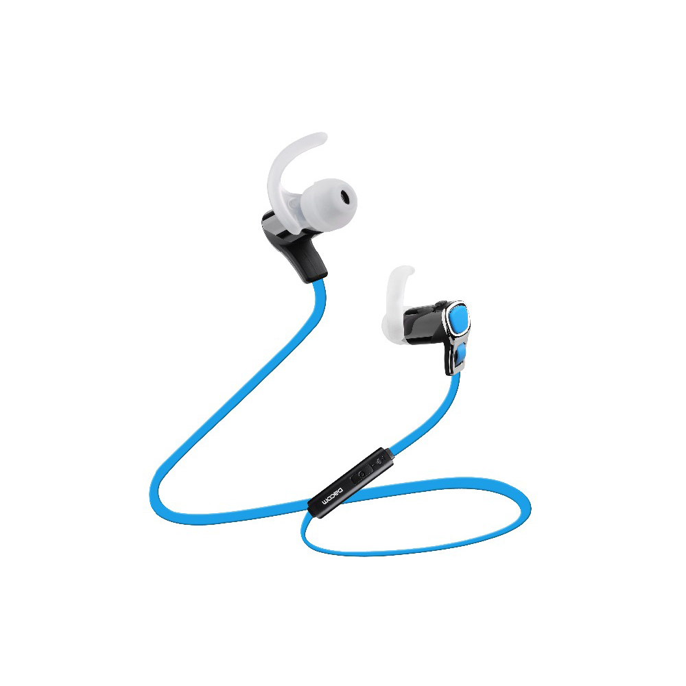Dacom Armor G10 Bluetooth Earphone Wireless Sport Bluetooth Headset IPX5 Waterproof Stereo Earbuds with Mic for Xiaomi iPhone LG dacom carkit wireless bluetooth headset earphone with mic car charger for apple iphone 7 plus airpods android xiaomi samsung lg