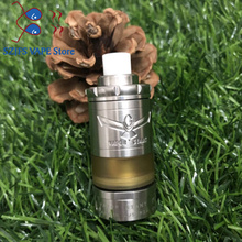 Vapor Giant M5 MTL RTA 5ml Capacity 23mm 316 stainless steel Tank For Vaporizer Box Mod Rebuildable e cigarette Hookah Atomizer original thc proto rta tank with vape top filling 5ml capacity 304ss rebuildable suitable for e cigarette box mod vs zeus x rta