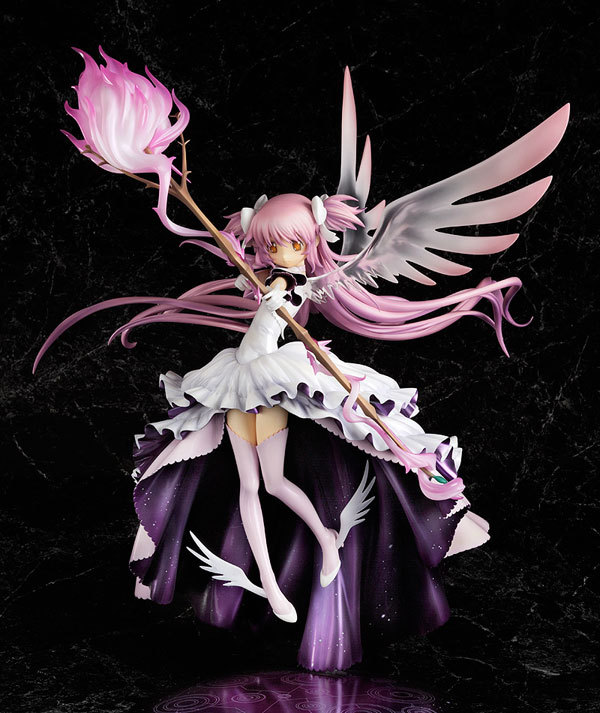 33cm Puella Magi Madoka Magica doll Anime Figure PVC Collection Model Toy Action figure for friends gift japanese anime figures cute 4 nendoroid puella magi madoka magica kaname madoka doll action figure model collection sexy toy