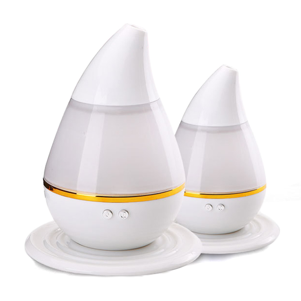 Hot Selling LED Light Essential Aromatherapy Oil Diffuser Ultrasonic Aroma Humidifier Air Purifier Atomizer For Home