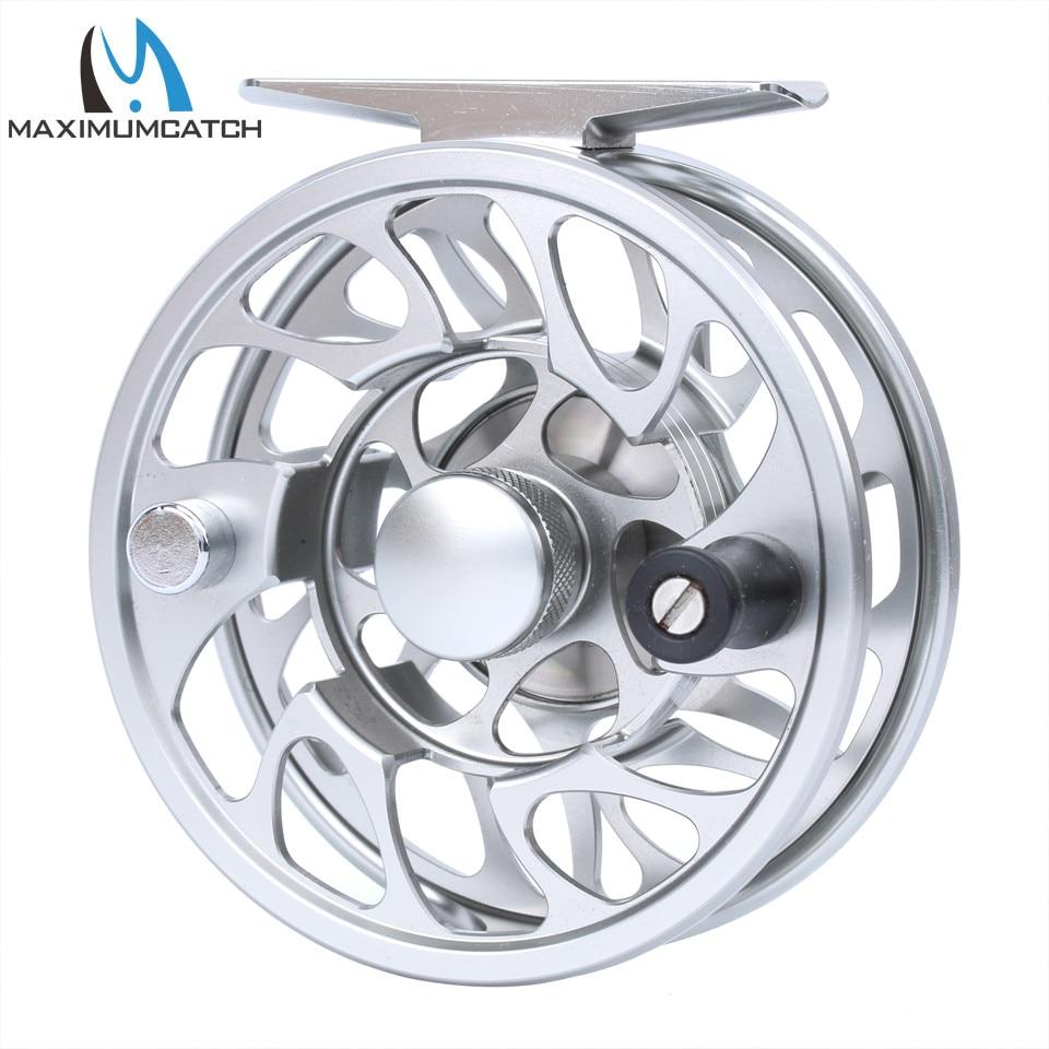 8 9 10wt cnc maquina corte aluminio fly carretel 03