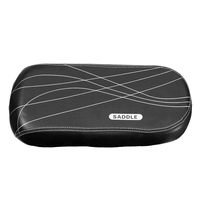 Soft PU Leather Cover Shockproof Road Bike Back Seat Comfortable Bike Cushion Seat Sella Cycling Bicycle