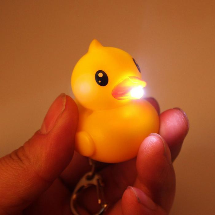 Yellow Duck With A Dick Novelty Bath Gift